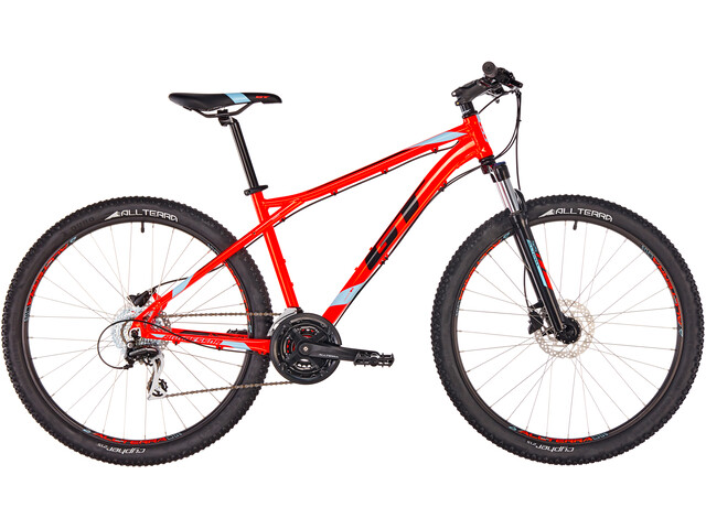 """GT Bicycles Aggressor Expert 27,5"""" RED"""